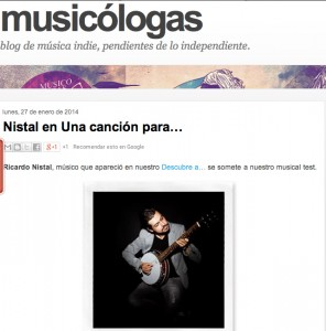 Nistal-Musicologas